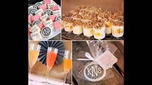 bridal shower brunches bridal shower party brunch menu ideas