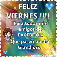 imagenes feliz viernes facebook saludos part 3