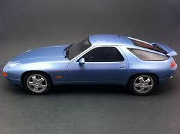 porsche 928 gts porsche 928 gts blue 1 18 gt spirit gt006cs selection rs