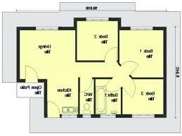 simple 1 house plans simple 3 bedroom floor plan outstanding simple 3 bedroom house plans