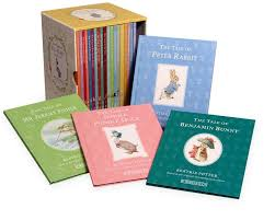 readers warehouse store complete peter rabbit library