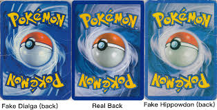 how to tell if your pokemon cards are fake rextechs