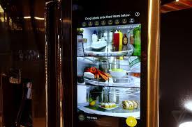Frigo Samsung But by Samsung U0027s Family Hub Smart Fridge Is Ridiculous Wonderful And