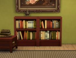 Bookcase Lamps Bookcase Recolors And Lamps By Plasticbox At Mod The Sims Sims 4