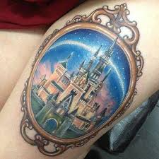 best disney tattoos cool disney tattoo ideas