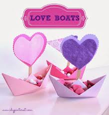 i dig pinterest love boats valentine u0027s day kids u0027 craft lesson