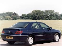 peugeot sedan peugeot 406 sedan 1999 picture 3 of 3