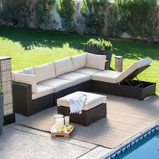 Patio Sectionals Clearance by Outdoor Patio Sectionals Clearance Home Design Ideas
