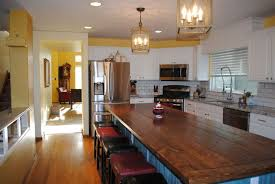 table island for kitchen kitchen remodel custom farm table island hometalk