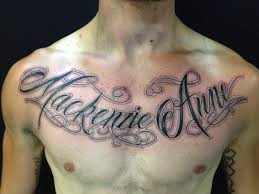 collection of 25 wording on chest