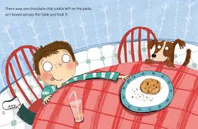 the last chocolate chip cookie book by rix clare elsom