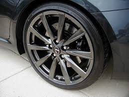 order lexus touch up paint factory wheel color lexus isf is f lfa lf a forum
