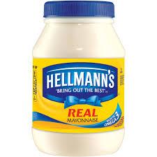 hellmann u0027s real mayonnaise 30 fl oz walmart com