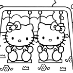 free girls color number tiger coloring 499383 coloring