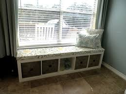 Ikea Window Bench by Fashionable Window Bench With Storage Home Inspirations Design