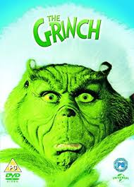 how the grinch stole decoration dvd 2000