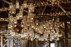 Chandelier Candle Mason Jar Candle Chandeliers 6 Steps With Pictures
