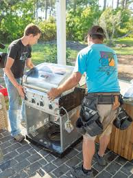 Diy Backyard Grill by How To Build A Grilling Island How Tos Diy