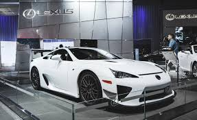 lexus lfa 12 brand new wait what 7 car sales surprises from 2014 u2013 news u2013 car and