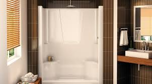 Walk In Shower With Bench Seat Shower Shower Stalls With Seats Built In Life Bathroom Shower