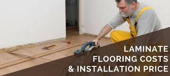 how much does it cost to install base cabinets laminate flooring cost installation price