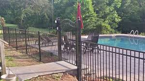 ornamental steel connecticut fence works