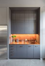 Cabinet Ideas For Small Kitchens by Best 10 Contemporary Small Kitchens Ideas On Pinterest Square