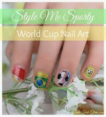 lush fab glam blogazine nail art designs