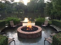 Custom Fire Pit by Custom Firepits Baton Rouge Custom Outdoor Firepits