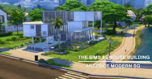 sq the sims 4 house building artzsice modern sq youtube