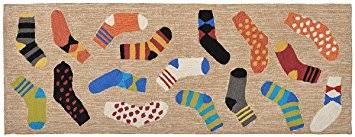 amazon com area rugs mismatched socks rug 27