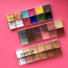 makeup 12 flash color case visage store