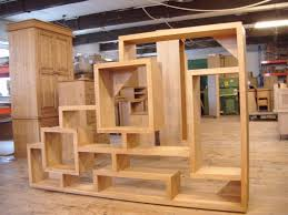 Oak Room Divider Shelves Oak Shelving кровати Pinterest Shelving