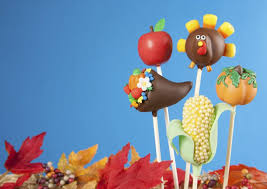 cake pops decorated for thanksgiving dmost for