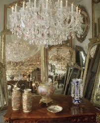 Antique Chandelier House Of Glass Home
