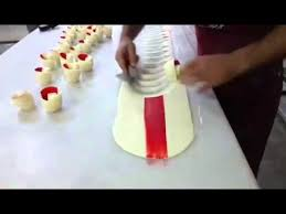 easy chocolate decoration cake decorar con chocolate by