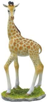 home decor giraffe baby giraffe standing statue giraffe home decor available at