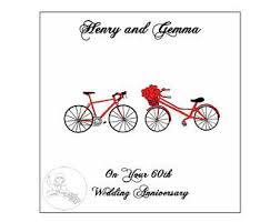 60th Wedding Anniversary Greetings Diamond Anniversary Etsy