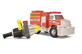 tonka fire truck toy amazon com tonka tool truck fire truck with jaws of life toys