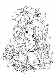 free printable precious moments coloring pages for kids in