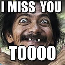 Miss Meme - i miss you ha meme on memegen
