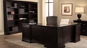 Black Wood Desk Bedroom Kathy Ireland Furniture For Elegant Interior Furniture