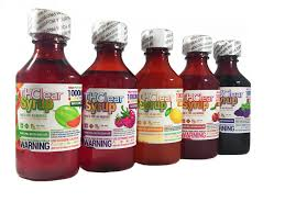 edible thc products thclear high thc syrup lol edibles 1 000mg thc 5 flavors