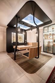 Modern Italian Office Desk Noa Gave Italian Hotel Tofana A Modern And Fun Update Contemporist