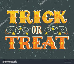 halloween sign trick or treat u2013 festival collections