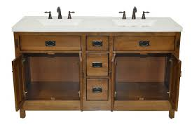 Bathroom Vanity Cabinet Only by Faucet Com Ac6021dn In Rustic Oak By Sagehill Designs