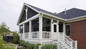 front porch deck designs custom home porch design home design ideas screen porch design ideas for your porch s exterior
