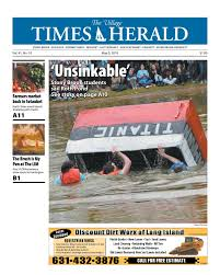 the village times herald may 5 2016 by tbr news media issuu