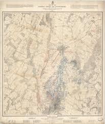 Battle Of Gettysburg Map Austerlitz 2nd Dec 1805 Bodleian Map Room Blog