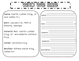 8 best images of martin luther king jr worksheets martin luther